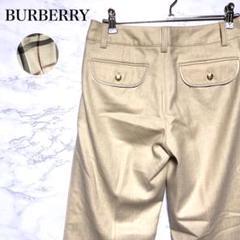 "Thumbnail of ""BURBERRY バーバリー ノバチェック チノパン ホース 1075"""