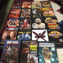 """Thumbnail of """"WWE DVD19枚セット"""""""