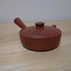"""Thumbnail of """"中国?常滑焼?朱泥 急須 在銘 煎茶道具"""""""