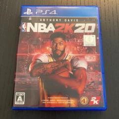 """Thumbnail of """"NBA 2K20 PS4 PlayStation4 プレイステイション4"""""""