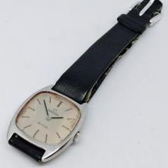 "Thumbnail of ""【正規品】OMEGA オメガ デビル クォーツ ライトグレー レディース 腕時計"""
