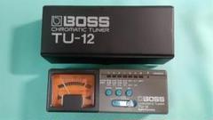 """Thumbnail of """"BOSS ギターチューナー TU-12"""""""