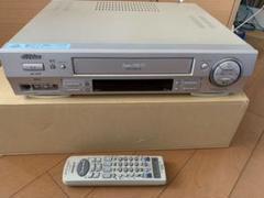 ジャンク品 ビクター HR-V200  S-VHSビデオカセットレコーダー