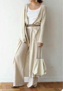 "Thumbnail of ""未使用 TODAYFUL Linen Knit Pants 38"""
