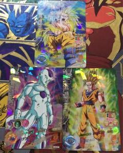 "Thumbnail of ""ドラゴンボールヒーローズ H4、5-01 孫悟空、 H4-57フリーザ"""