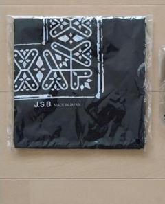 "Thumbnail of ""J.S.B バンダナ リストバンド 黒 初期モデル"""