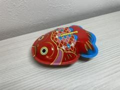 """Thumbnail of """"ブリキのおもちゃ復刻版(日本製)★金魚"""""""