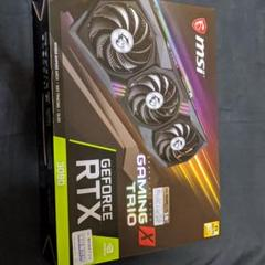 "Thumbnail of ""msi GeForceRTX3090 GARMING X TRIO"""