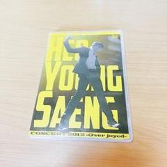 """Thumbnail of """"ホ・ヨンセン CONCERT 2012-Over joyed-DVD 2枚組"""""""