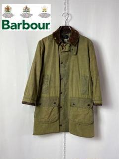 """Thumbnail of """"古着 Barbour BORDER Oiled Jacket バブアー ボーダー"""""""
