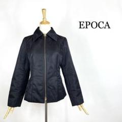 "Thumbnail of ""EPOCA 前ファスナー ジャケット ジャンパー 40L 黒"""