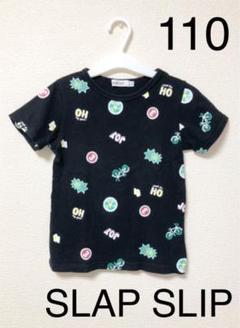"""Thumbnail of """"★SLAP SLIP スラップスリップ キッズ 総柄Tシャツ 110★"""""""