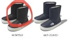 """Thumbnail of """"ノースフェイスキッズ 長靴 20㎝ ブラック"""""""