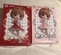 "Thumbnail of ""Qposket カードキャプターさくら バトルコスチューム フィギュア 2種"""