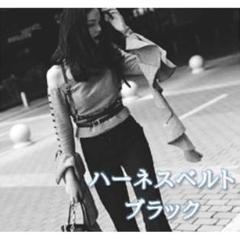 "Thumbnail of ""ハーネス ベルト  コスプレ 病みかわ パンク トレンド オルチャン 韓国 黒"""