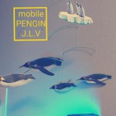 """Thumbnail of """"* ペンギン * penguin モビール"""""""