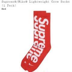 "Thumbnail of ""Supreme NIKE Lightweight Crew Socks 靴下"""