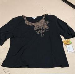 """Thumbnail of """"タグ付き 刺繍 Tシャツ レディース Mサイズ"""""""