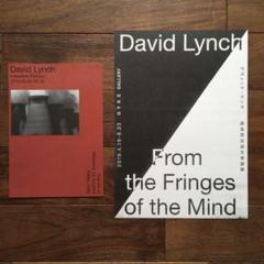 "Thumbnail of ""David Lynch フライヤー 2枚セット"""