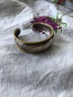 "Thumbnail of ""vintage silver bangle"""