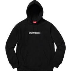 "Thumbnail of ""XL Motion Logo Hooded Sweatshirt Black"""