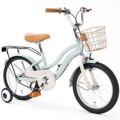 "Thumbnail of ""16inch 自転車 補助輪付き 子供成長 身長により調整可能"""