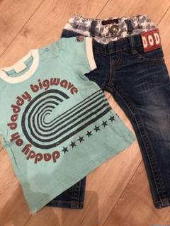 """Thumbnail of """"Daddy oh Daddy  Tシャツ&デニム 90㎝"""""""