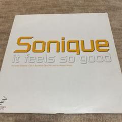 "Thumbnail of ""レコード soniqe/it feels  so  good"""