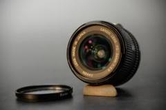 "Thumbnail of ""Canon キヤノン New FD 24mm f2.8"""