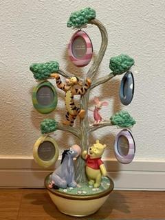 """Thumbnail of """"Disney ディズニー くまのプーさん 陶器製 ディスプレイ フォトフレーム"""""""