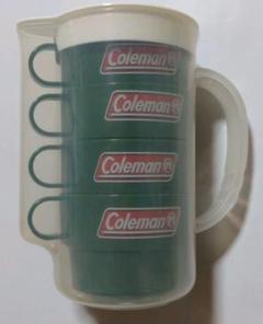 """Thumbnail of """"お値下げ!Coleman コールマン カップセット ピッチャー付き"""""""