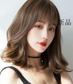 "Thumbnail of ""純粋な天然のかつら,人毛100%,美しい髪の色,パーマOK,景品を贈る0"""