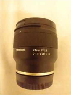 """Thumbnail of """"TAMRON 24mm F/2.8 Di III OSD M1:2"""""""