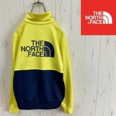 """Thumbnail of """"【希少】THE NORTH FACE ジャージ キッズ140 イエロー ネイビー"""""""
