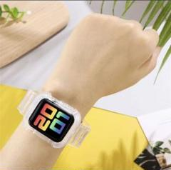 "Thumbnail of ""Apple Watch アップルウォッチ クリアバンド 38mm 40mm"""