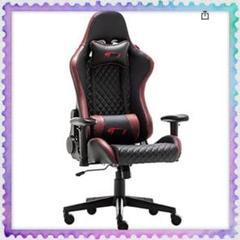 "Thumbnail of ""特価‼️ゲーミングチェア オフィスチェア 椅子 ランバーサポート 肘掛付 多機能"""