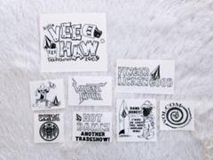 "Thumbnail of ""VOLCOM ボルコム ステッカー 7枚組 (13)"""