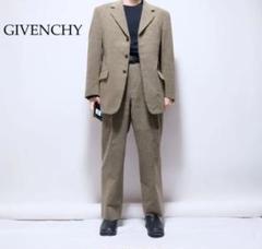 "Thumbnail of ""GIVENCHY  ブラウン 細ウネ コーデュロイ テーラードセットアップ"""
