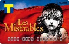 "Thumbnail of ""Les Misérables レ・ミゼラブル限定Tポイントカード 新品未登録"""