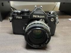 "Thumbnail of ""Nikon new fm2/nikkor 50mm f1.8ai セット"""