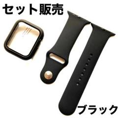 "Thumbnail of ""Apple Watch アップルウォッチ バンド ベルト+カバー ケース4f"""