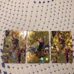 "Thumbnail of ""【希少 旧弾】スーパードラゴンボールヒーローズ H4-SECベジータセット"""