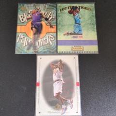 "Thumbnail of ""NBA スラムダンク 3枚カード セット AI Carter Morant"""
