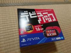 "Thumbnail of ""PS Vita Red/Black (PCHJ-10024)"""