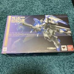 "Thumbnail of ""超合金 metal robot魂 Hiニューガンダム Re package"""