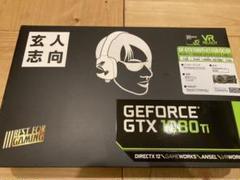 "Thumbnail of ""玄人志向 GF-GTX1080TI-E11GB/OC/DF GTX 1080Ti"""