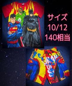 "Thumbnail of ""新品★スーパーマン/140/130/パジャマ/Tシャツ/ズボン/バットマン"""