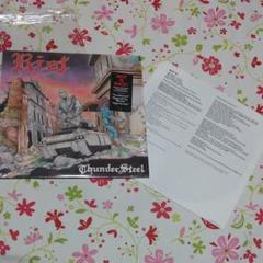 "Thumbnail of ""riot アナログレコード"""