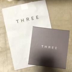 "Thumbnail of ""THREE 紙袋 空箱"""