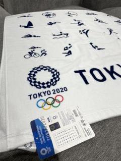 "Thumbnail of ""オリンピック タオル"""